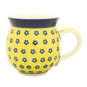 マグカップ0.35L No.242 おしゃれなポーランド食器Ceramika Artystyczna ( セラミカ / ツェラミカ )|ceramika-artystyczna