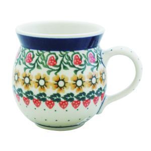 マグカップ0.35L No.858 おしゃれなポーランド食器Ceramika Artystyczna ( セラミカ / ツェラミカ ) ceramika-artystyczna