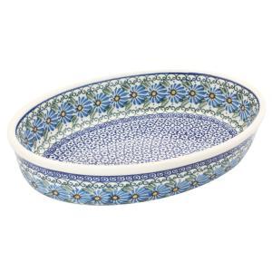 オーブンディッシュ28cm No.835 Ceramika Artystyczna ( セラミカ / ツェラミカ ) ポーリッシュポタリー|ceramika-artystyczna