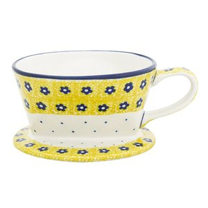 ドリッパー No.242 おしゃれなポーランド食器Ceramika Artystyczna ( セラミカ / ツェラミカ )|ceramika-artystyczna