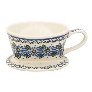 ドリッパー No.835 おしゃれなポーランド食器Ceramika Artystyczna ( セラミカ / ツェラミカ ) ceramika-artystyczna