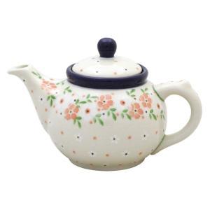 ティーポット0.4L No.2353X Ceramika Artystyczna ( セラミカ / ツェラミカ ) ポーリッシュポタリー|ceramika-artystyczna