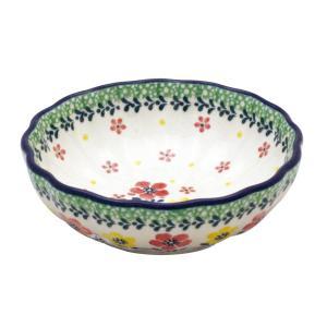 12cmボウル No.2355X Ceramika Artystyczna ( セラミカ / ツェラミカ ) ポーリッシュポタリー|ceramika-artystyczna