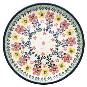 16cmプレート No.2355X Ceramika Artystyczna ( セラミカ / ツェラミカ )|ceramika-artystyczna