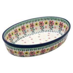 食器 ギフト オーブンディッシュ No.2355X Ceramika Artystyczna ( セラミカ / ツェラミカ ) ポーランド食器|ceramika-artystyczna