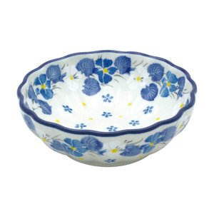 12cmボウル No.2351X Ceramika Artystyczna ( セラミカ / ツェラミカ ) ポーリッシュポタリー|ceramika-artystyczna