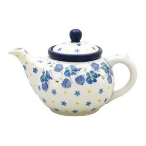 ティーポット0.4L No.2351X Ceramika Artystyczna ( セラミカ / ツェラミカ ) ポーリッシュポタリー|ceramika-artystyczna