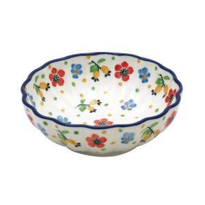 12cmボウル No.2354X Ceramika Artystyczna ( セラミカ / ツェラミカ ) ポーリッシュポタリー|ceramika-artystyczna