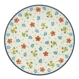食器 ギフト 20cmプレート No.2354X Ceramika Artystyczna ( セラミカ / ツェラミカ ) ポーランド食器|ceramika-artystyczna