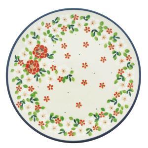 食器 ギフト 20cmプレート No.2352X Ceramika Artystyczna ( セラミカ / ツェラミカ ) ポーランド食器|ceramika-artystyczna