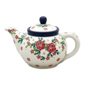 ティーポット0.4L No.2352X Ceramika Artystyczna ( セラミカ / ツェラミカ ) ポーリッシュポタリー|ceramika-artystyczna