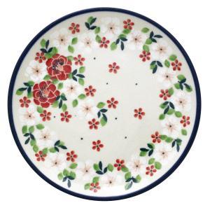 16cmプレート No.2352X Ceramika Artystyczna ( セラミカ / ツェラミカ )|ceramika-artystyczna