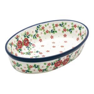 食器 ギフト オーブンディッシュ No.2352X Ceramika Artystyczna ( セラミカ / ツェラミカ ) ポーランド食器|ceramika-artystyczna