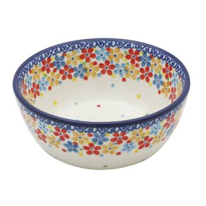 サラダボウルミニ No.2321X Ceramika Artystyczna ( セラミカ / ツェラミカ ) ポーリッシュポタリー ceramika-artystyczna