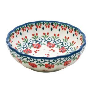 12cmボウル No.1965X Ceramika Artystyczna ( セラミカ / ツェラミカ ) ポーリッシュポタリー|ceramika-artystyczna