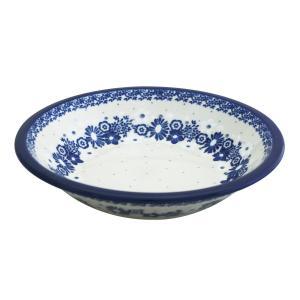 スーププレート No.2327X Ceramika Artystyczna ( セラミカ / ツェラミカ ) ポーリッシュポタリー ceramika-artystyczna