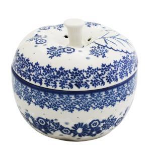 ポーリッシュポタリー リンゴポット No.2327X Ceramika Artystyczna ( セラミカ / ツェラミカ )|ceramika-artystyczna