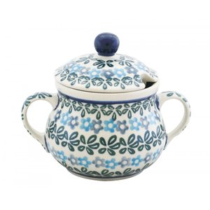 シュガーボウル No.802 おしゃれなポーランド食器Ceramika Artystyczna ( セラミカ / ツェラミカ )|ceramika-artystyczna