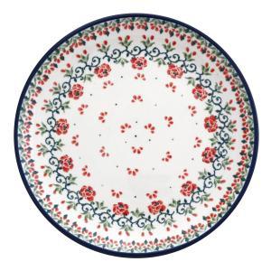 食器 ギフト 20cmプレート No.1965 Ceramika Artystyczna ( セラミカ / ツェラミカ ) ポーランド食器|ceramika-artystyczna