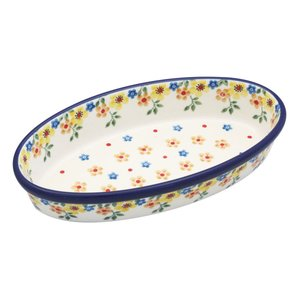 オーブンディッシュミニ No.2225X Ceramika Artystyczna ( セラミカ / ツェラミカ ) ポーリッシュポタリー|ceramika-artystyczna