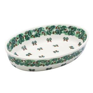 食器 ギフト オーブンディッシュ No.1423 Ceramika Artystyczna ( セラミカ / ツェラミカ ) ポーランド食器|ceramika-artystyczna