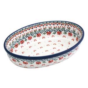 食器 ギフト オーブンディッシュ No.1965X Ceramika Artystyczna ( セラミカ / ツェラミカ ) ポーランド食器|ceramika-artystyczna