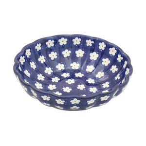 16cmボウル No.247X Ceramika Artystyczna ( セラミカ / ツェラミカ ) ポーリッシュポタリー|ceramika-artystyczna