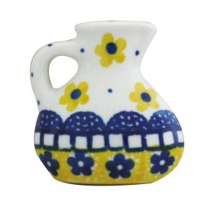 マグネット(ピッチャー型) No.240 Ceramika Artystyczna ( セラミカ / ツェラミカ ) ポーリッシュポタリー|ceramika-artystyczna