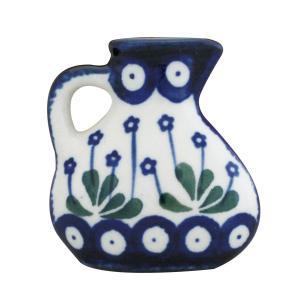 マグネット(ピッチャー型) No.377Y Ceramika Artystyczna ( セラミカ / ツェラミカ ) ポーリッシュポタリー ceramika-artystyczna