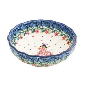 12cmボウル No.2286X Ceramika Artystyczna ( セラミカ / ツェラミカ ) ポーリッシュポタリー|ceramika-artystyczna