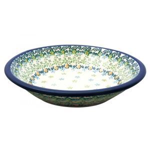 スーププレート No.U2-4757 Ceramika Artystyczna ( セラミカ / ツェラミカ ) ポーリッシュポタリー|ceramika-artystyczna