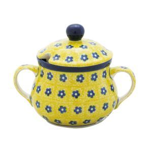 シュガーボウル No.242 おしゃれなポーランド食器Ceramika Artystyczna ( セラミカ / ツェラミカ )|ceramika-artystyczna