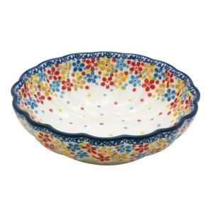 16cmボウル No.2321X Ceramika Artystyczna ( セラミカ / ツェラミカ ) ポーリッシュポタリー|ceramika-artystyczna