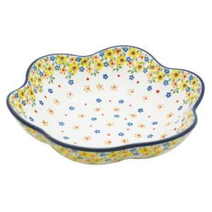 フラワーボウル No.2225X Ceramika Artystyczna ( セラミカ / ツェラミカ ) ポーリッシュポタリー|ceramika-artystyczna