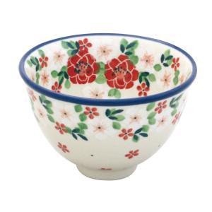 お茶碗 No.2352X Ceramika Artystyczna ( セラミカ / ツェラミカ ) ポーリッシュポタリー 飯碗 小鉢|ceramika-artystyczna