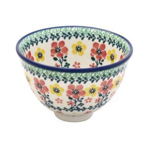 お茶碗 No.2355X Ceramika Artystyczna ( セラミカ / ツェラミカ ) ポーリッシュポタリー 飯碗 小鉢|ceramika-artystyczna