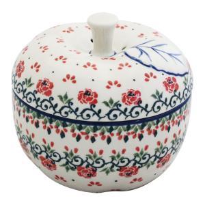 ポーリッシュポタリー リンゴポット No.1965X Ceramika Artystyczna ( セラミカ / ツェラミカ )|ceramika-artystyczna