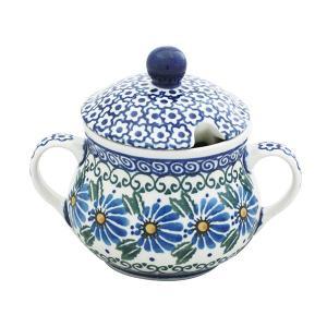 シュガーボウル No.835 おしゃれなポーランド食器Ceramika Artystyczna ( セラミカ / ツェラミカ )|ceramika-artystyczna
