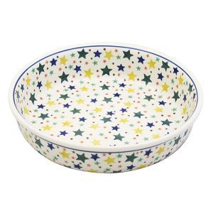 ラウンドオーブンディッシュ No.359 Ceramika Artystyczna ( セラミカ / ツェラミカ ) ポーリッシュポタリー|ceramika-artystyczna