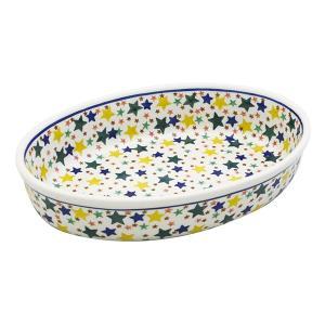 オーブンディッシュ28cm No.359 Ceramika Artystyczna ( セラミカ / ツェラミカ ) ポーリッシュポタリー|ceramika-artystyczna