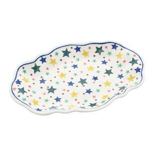 オーバルフレアプレート No.359 Ceramika Artystyczna ( セラミカ / ツェラミカ ) ポーリッシュポタリー|ceramika-artystyczna