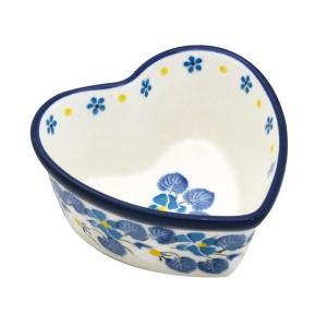 ハートココット No.2351X Ceramika Artystyczna ( セラミカ / ツェラミカ ) ポーリッシュポタリー|ceramika-artystyczna