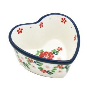 ハートココット No.2352X Ceramika Artystyczna ( セラミカ / ツェラミカ ) ポーリッシュポタリー|ceramika-artystyczna