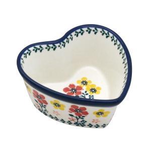 ハートココット No.2355X Ceramika Artystyczna ( セラミカ / ツェラミカ ) ポーリッシュポタリー|ceramika-artystyczna