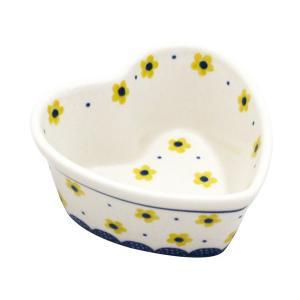 ハートココット No.240 Ceramika Artystyczna ( セラミカ / ツェラミカ ) ポーリッシュポタリー|ceramika-artystyczna