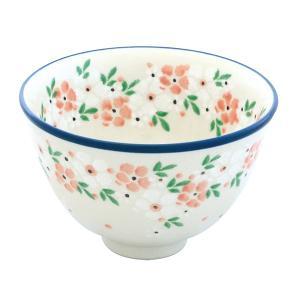お茶碗 No.2353X Ceramika Artystyczna ( セラミカ / ツェラミカ ) ポーリッシュポタリー 飯碗 小鉢|ceramika-artystyczna