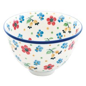 お茶碗 No.2354X Ceramika Artystyczna ( セラミカ / ツェラミカ ) ポーリッシュポタリー 飯碗 小鉢|ceramika-artystyczna