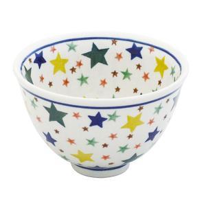 お茶碗 No.359 Ceramika Artystyczna ( セラミカ / ツェラミカ ) ポーリッシュポタリー 飯碗 小鉢|ceramika-artystyczna