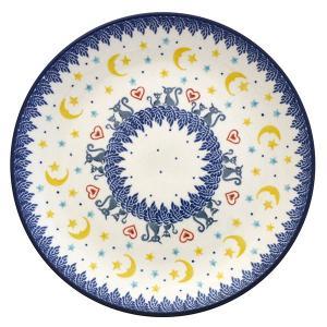 食器 ギフト 20cmプレート No.1403X Ceramika Artystyczna ( セラミカ / ツェラミカ ) ポーランド食器|ceramika-artystyczna