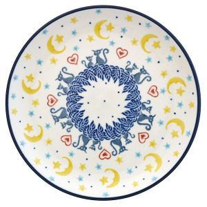 16cmプレート No.1403X Ceramika Artystyczna ( セラミカ / ツェラミカ )|ceramika-artystyczna